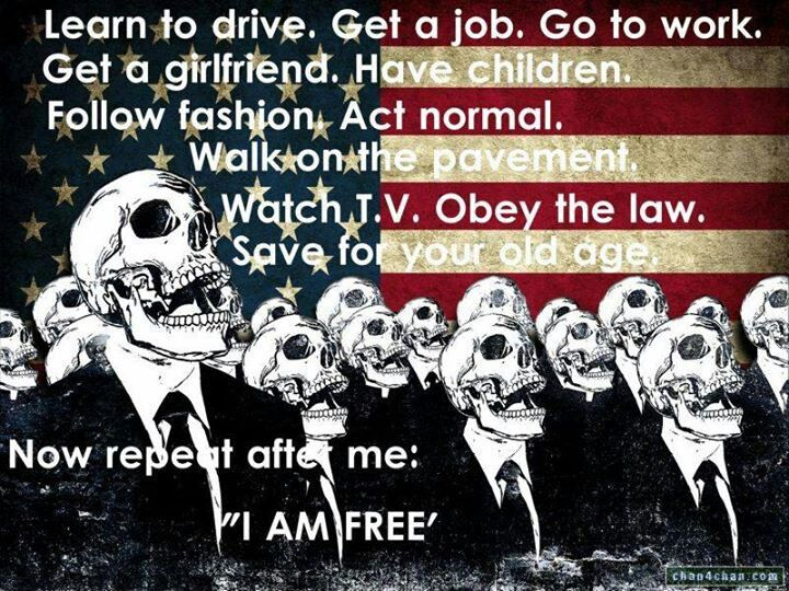 I Am Free Images Now Repeat after me......
