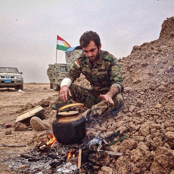 Donald Tromp : We should support The Kurds much more .   ئەم هەمی پێشمەرگەینە #peshmerga #kurdistan  بەرخودانی پێشمەرگە لە پێناو خاک وسەرفرازی نەتەوەکەیدا