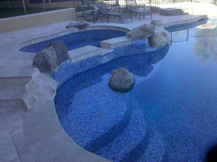 17 Best Images About Pool Tile Cleaning On Pinterest Calcium Deposits Keep In Mind And The Rock