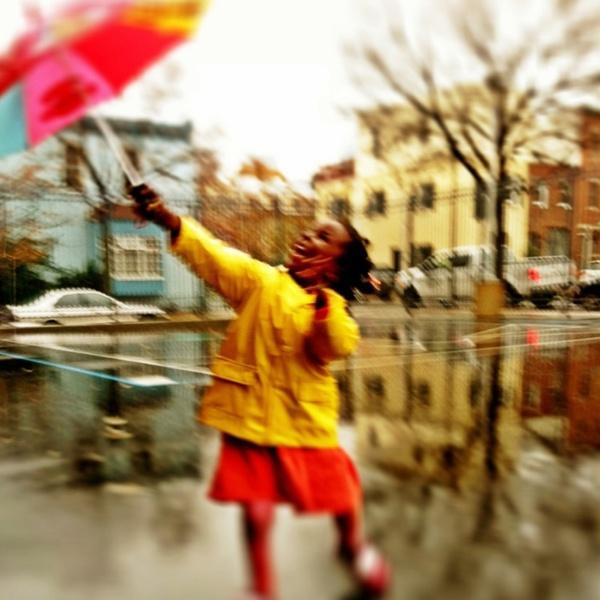 "Photo of the Day - May 10, 2012: ""Rainy afternoon.""  Christine Chisholm (Philadelphia, Pennsylvania )  Photographed September 2011, Philadelphia, Pennsylvania."