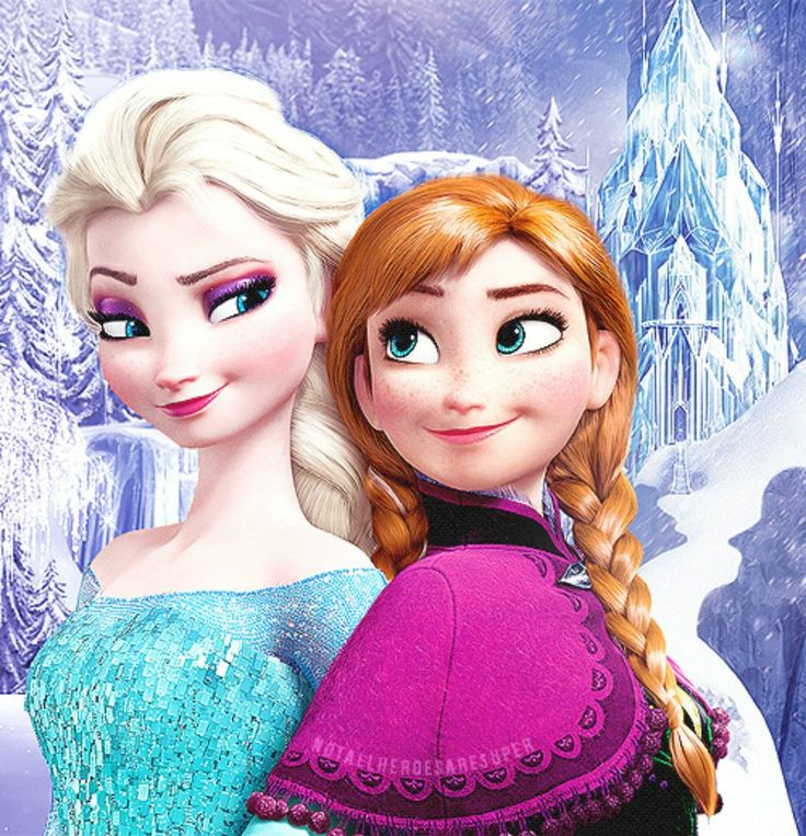 Elsa and Anna Images Icons, Wallpapers and