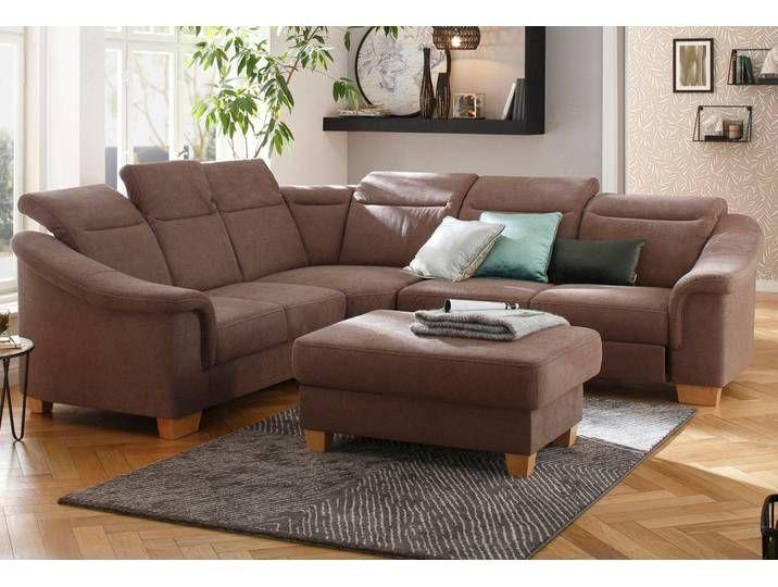 Premium Collection By Home Affaire Ecksofa Empire Federkern