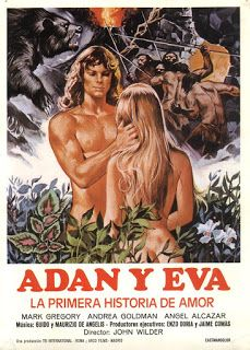kocham dziwne kino: Adam and Eve vs. The Cannibals (1983)