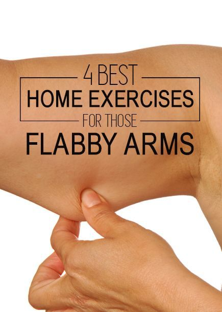 Fitness: Discouraged about the flabby arms that give a feeling of sagging flesh? Why not try these exercises for flabby arms? Given are best 4 exercises ... #Fitness