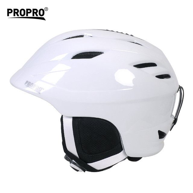 PROPRO Super light quality ski helmet outdoor Skateboarding veneer double plate Skiing Helmets Snowboard Sport Head Protection