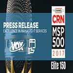 VOX Network Solutions Recognized for Excellence in Managed IT Services