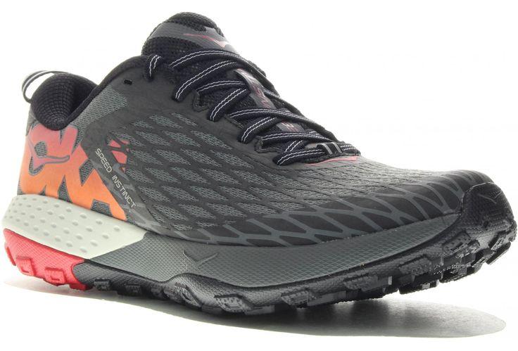 Hoka One One Speed Instinct M pas cher - Chaussures homme running Trail en promo
