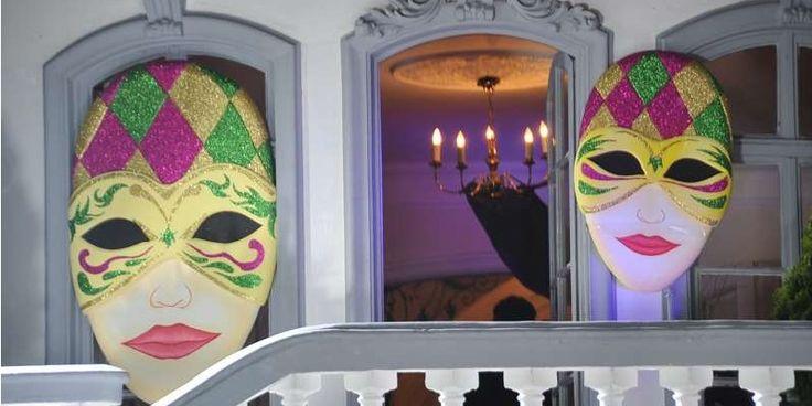 fiesta tematica carnaval 15 años - Buscar con Google