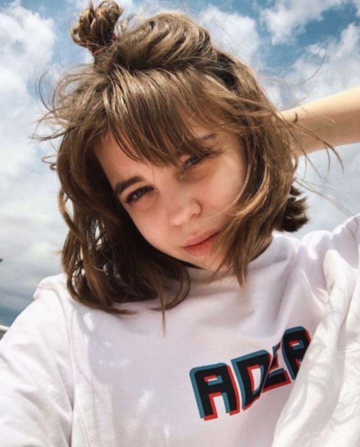 Fashion Girl Style Short Hair Topmodels Tiktok Portraitphotography Hair Styles Short Hair Styles Girl Short Hair