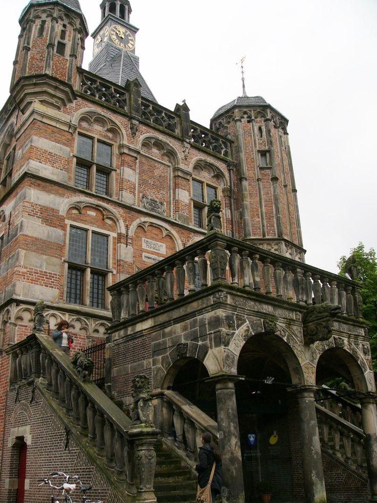 Deventer History Museum, Deventer, Overijssel.