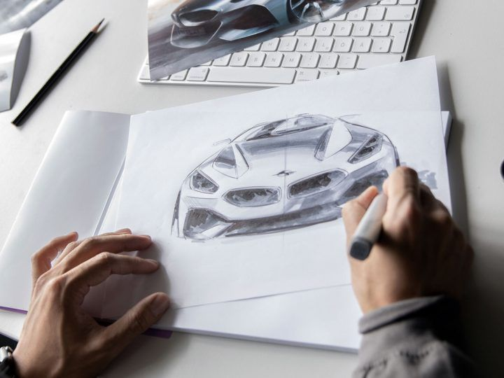 New Bmw Z4 Design Gallery Bmw Cardesign Roadster Con Imagenes