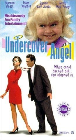 Undercover Angel (1999), a very sweet and cute movie. I love the little actress, Emily Mae Young, who plays Jenny.