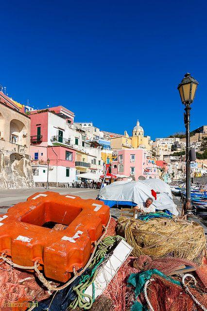 Procida Island, Italy