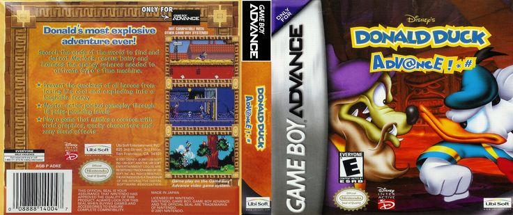 Jogue Donald Duck Advance GBA Game Boy Advance online grátis em Games-Free.co: os melhores GBA, SNES e NES jogos emulados no navegador de graça. Não precisa instalar ou baixar.