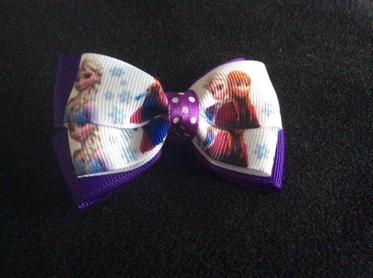 Frozen double bow £3 each x