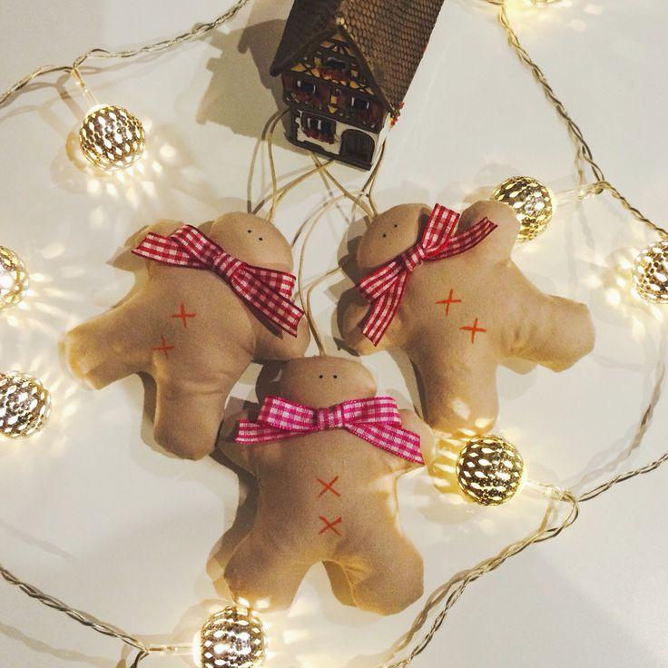 Gingerbread man #tilda #тильда
