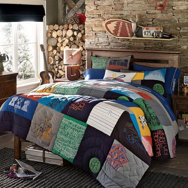 1000 ideen zu modern rustikales schlafzimmer auf. Black Bedroom Furniture Sets. Home Design Ideas