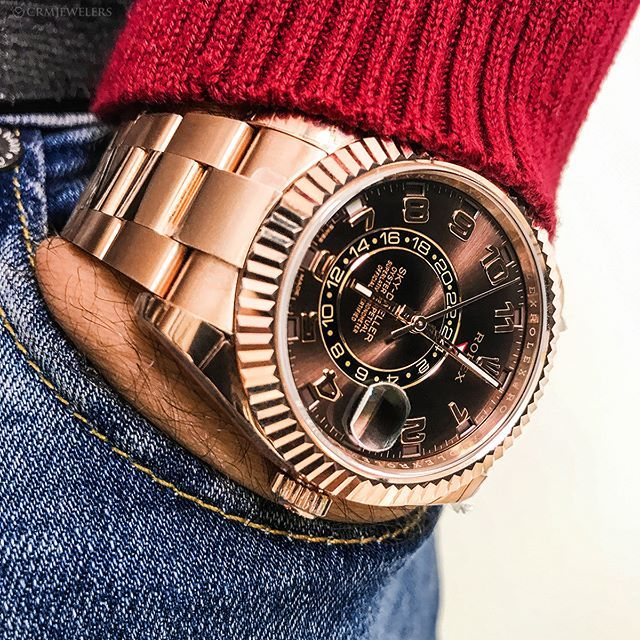 Chocolate Dial Rose Gold Beauty Ready For The Weekend Contact For Pricing Miami Dailywatch Mens Fashion Watches Luxury Watches For Men Fashion Watches