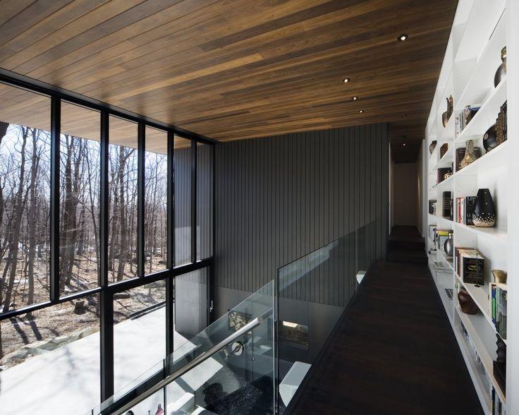 Blouin Tardif Architecture Environnement| Réalisations | Mont St-Hilaire | Fenestration | Windows | Light | Wood