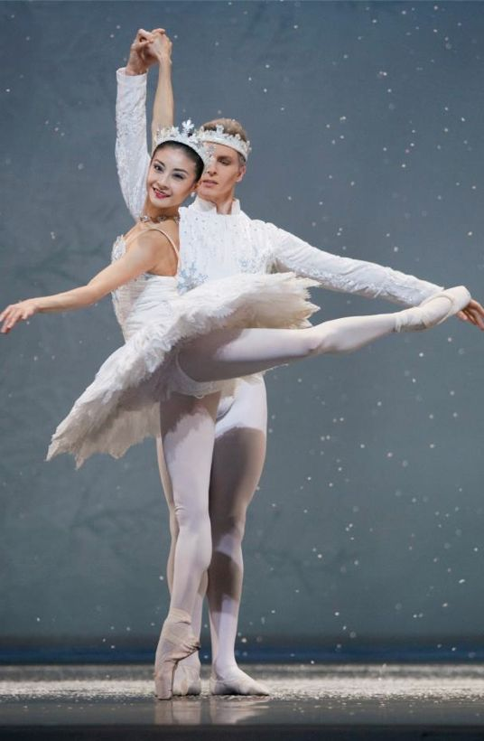 nutcracker ballet san francisco ballet photo by erik tomasson