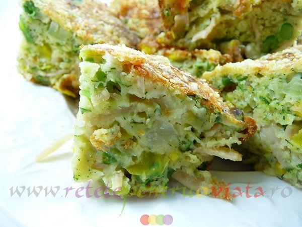Reteta de sufleu de legume cu jambon este o reteta de sufleu de legume delicioasa, hranitoare si apetisanta, din bucataria elvetiana.