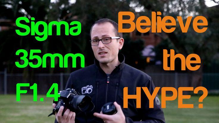 Sigma 35mm F1.4 - Review & Comparison Sigma 35mm Art Lens https://www.camerasdirect.com.au/camera-lenses/sigma-lenses/sigma-35mm-art-lens