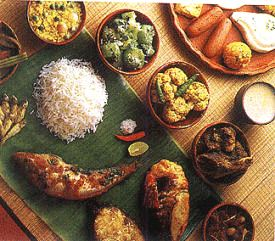The Bengalis probably are the greatest food lovers of the world, and the proof of it can be seen by the amount of time and dedication Bengalis invest in their kitchen. Unlike others, who eat to live, a lot of Bengalis won't hesitate to tell proudly that they live to eat.