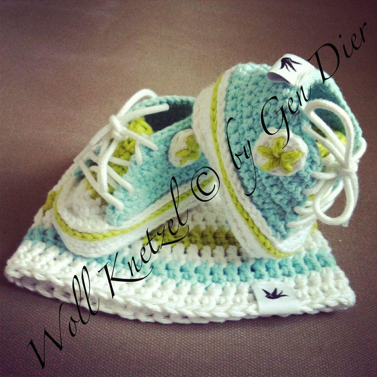 Sneakers/Beanie