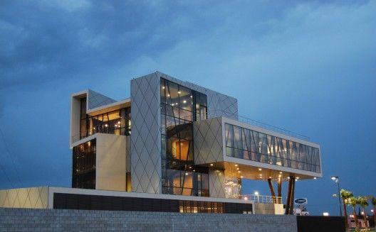 Darcons Headquarters  Architects: Arquitectura en Proceso Location: Chihuahua, Mexico Project Team: Jorge Cajiga, Raúl Rodríguez, Roberto Villarreal, Reyes Baeza Structural