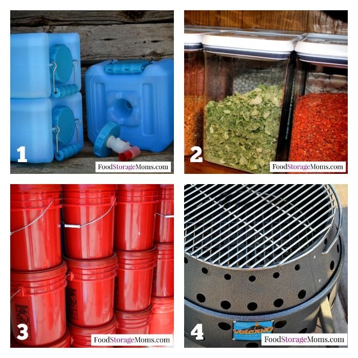 12 Top Emergency Preparedness Items by Food Storage Moms