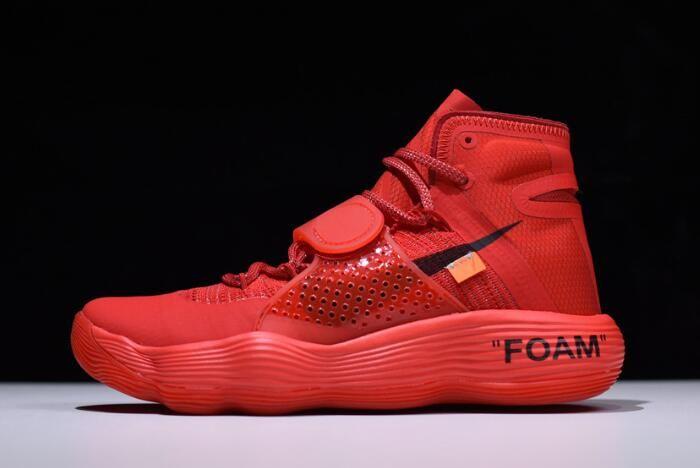 Virgil Abloh Off-White x Nike REACT