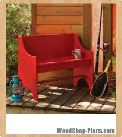 Kreg Jig Plans Adirondack Chair   rustic bench woodworking plans solid sides after practising your ...