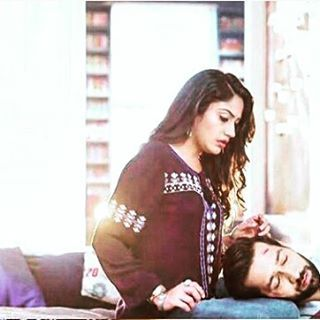 Aawwww this is so cute.... Today's episode is for far the best and memorable one  they nailed it... #shivikaforever #lovethem #ishqbaaz #ishqbaaaz #shivika #shivaysinghoberoi #shivay #SSO #anika #panika #nakuulmehta #surbhichandna @nakuulmehta @officialsurbhic thank you so much @gulenaghmakhan for this one