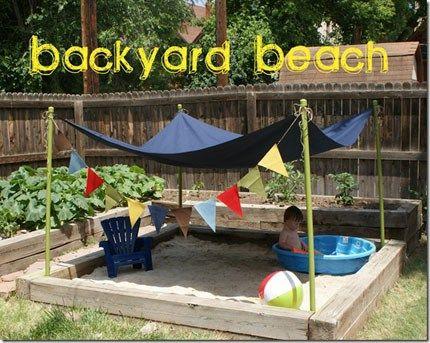 Best 25+ Backyard beach ideas on Pinterest   Sand fire ...