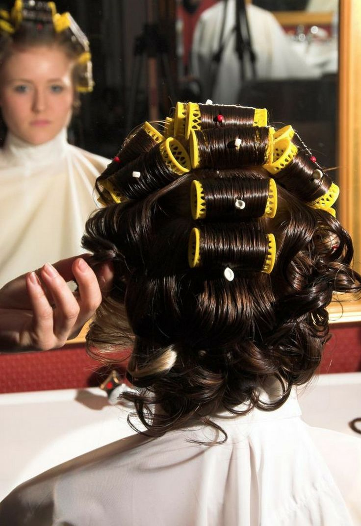 1000+ images about Pampered girls on Pinterest | Curly