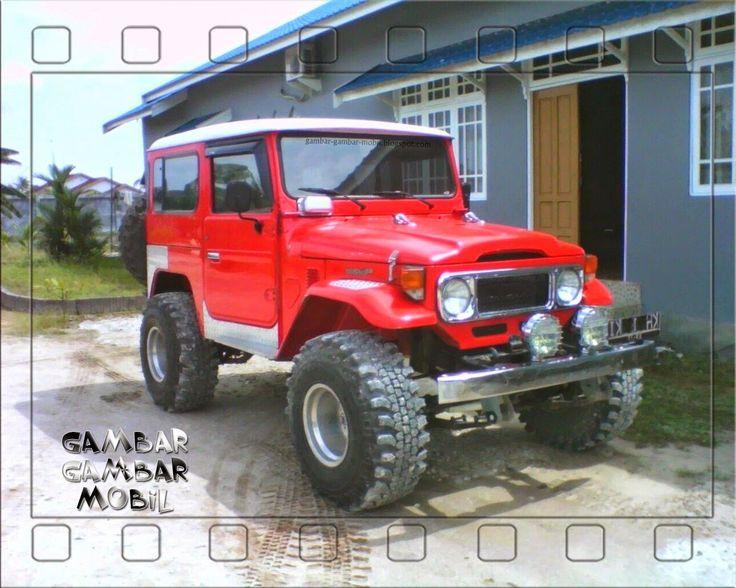 Foto Modifikasi Mobil Jeep Yang Keren - Foto dan Gambar