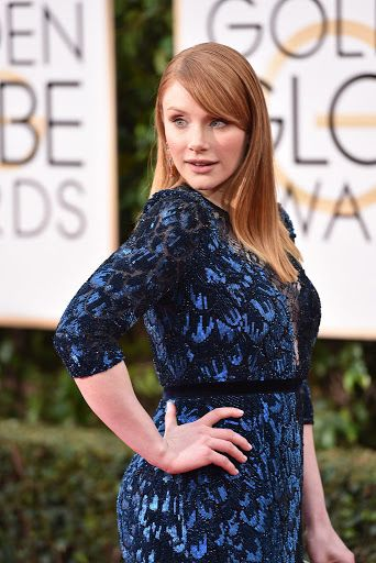 Bryce Dallas Howard Auctions Golden Globes Dress For Charity?
