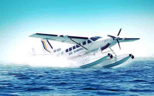 Seaplane Tours