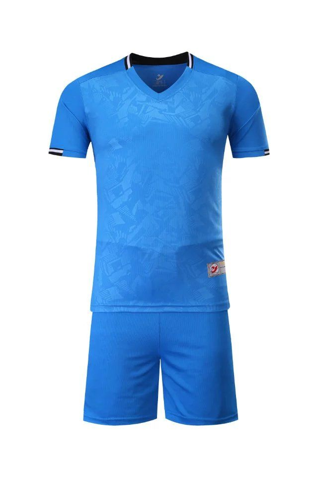 Blue 2017 Men quick dry Training Sports T-shirt Adult football team kits soccer sets Breathable Running Jersey -*- AliExpress Affiliate's buyable pin. Clicking on the image will lead you to find similar product on www.aliexpress.com #SportTshirts