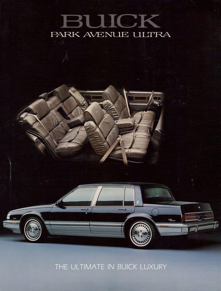 1990 Buick Park Avenue Ultra