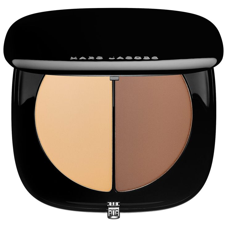 Marc Jacobs Beauty #Instamarc Light Filtering Contour Powder:Create natural-looking contours and dimension with this set of luxurious, creamy powders that blend seamlessly with the skin for buildable, natural coverage. #ContouringMagic #Sephora #Contour #MakeoversBySephora