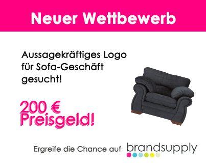 Wer designt das #Logo für ein Sofa-Geschäft ? 200€ Preisgeld! #crowdsourcing #contest #design #grafik  http://www.brandsupply.de/logo/entwerfen-sie-ein-aussagekraeftiges-logo-fuer-ein-sofa-geschaeft-mit-dem-namen-deinsofa.ch/26660