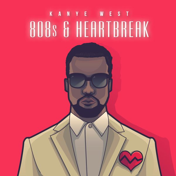 808's & Heartbreak on Behance