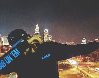OFFICIAL Dab On 'Em T Shirt Fan Made Carolina by ENDZONEfans