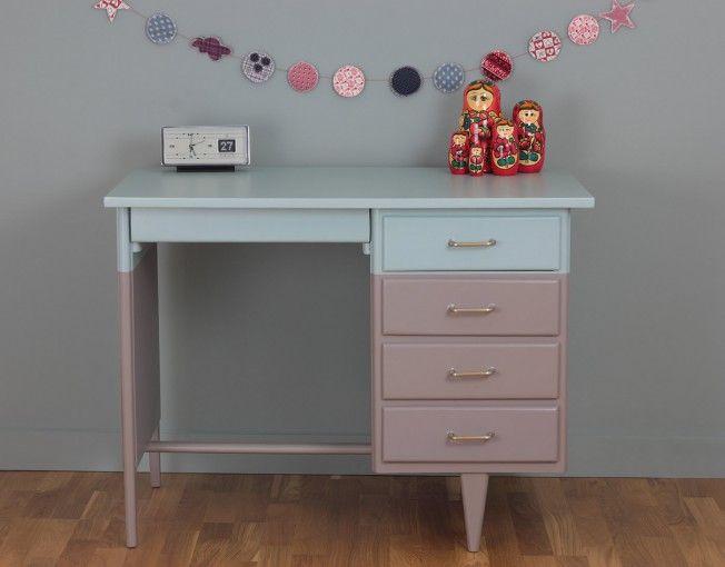 bureau meuble vintage toulouse