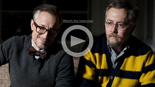 Frank Tartaglia & Phillip Odom's Interview for The Creative Influence