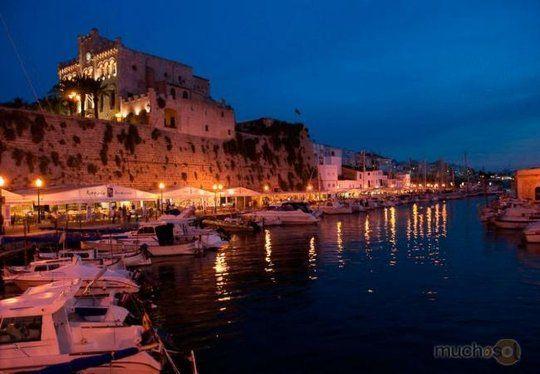 Hafen von Ciutadella - Menorca