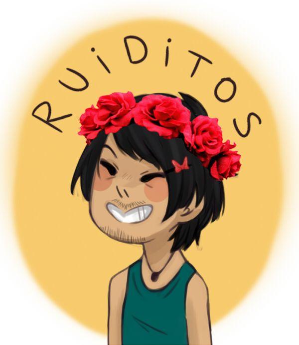 Ruiditos♡ [Jaidefinichon GOTH]   by YumiiPanconQueso