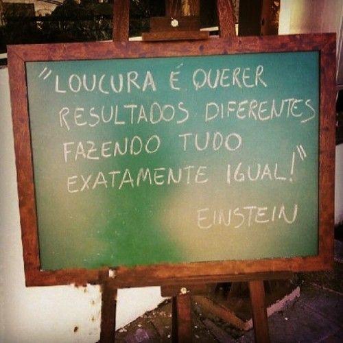 Faça diferente!!!