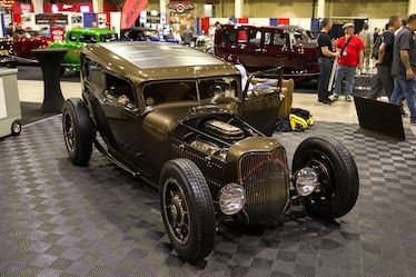 For many, the Grand National Roadster Show at the Fairplex in Pomona California, is the ultimate car show.